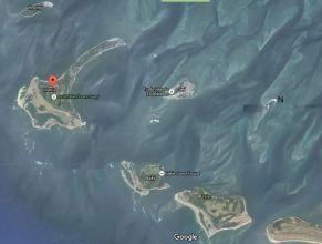 turtle islands satelite